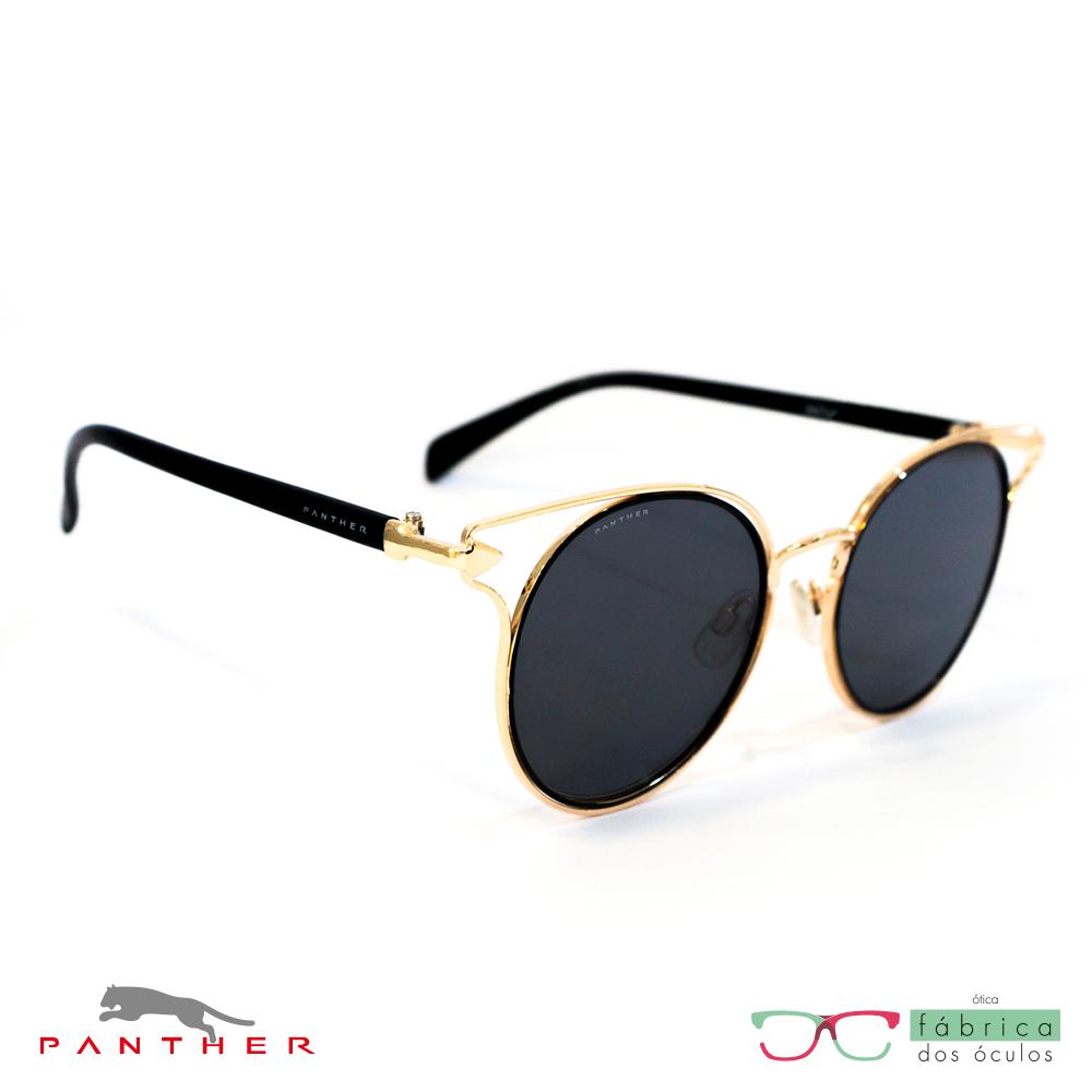 19640289149d2 Óculos De Sol Feminino Panther (B88 340) - Fábrica dos Óculos
